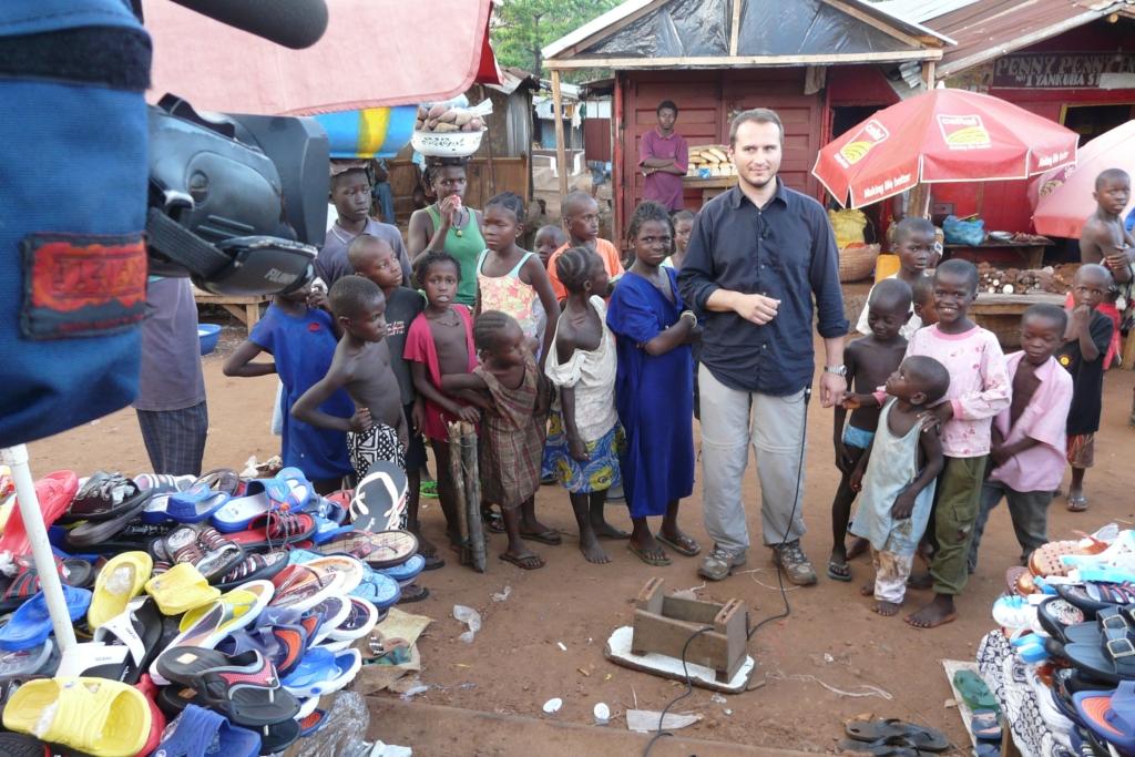 Goderich (Freetown), Sierra Leone.