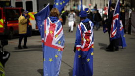 Brexit senza amplomb