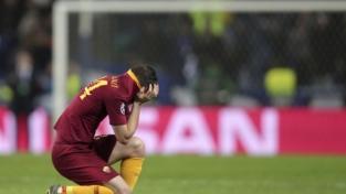 Le lacrime di Florenzi