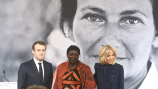 Il premio Simone Veil a Doumara Aissa