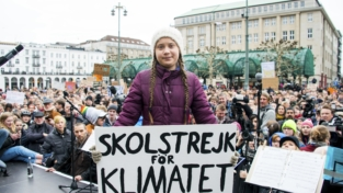 Greta Thunberg proposta per il Nobel per la pace