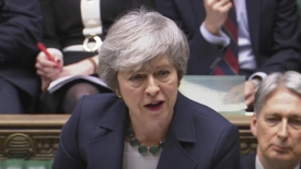Brexit, il Parlamento britannico dice ancora no all'accordo