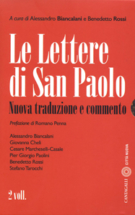Copertina LETTERE DI SAN PAOLO (LE)  (COF. 2 VOLL.) – A. BIANCALANI, B. ROSSI