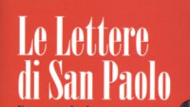 Le lettere di San Paolo