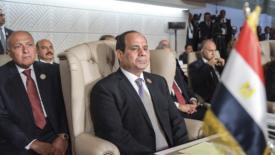 Le crisi in Sudan e Libia secondo al-Sissi