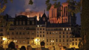 Notre Dame, non è il segno della fine