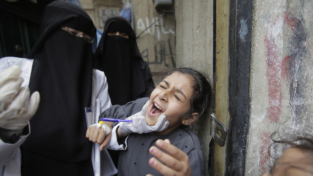 La condanna della guerra yemenita
