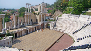 Plovdiv, capitale da sempre
