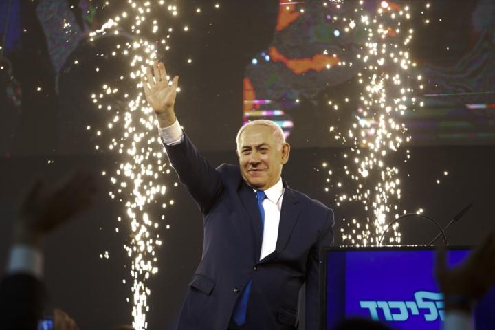 Israele, testa a testa nella notte tra Gantz e Netanyahu