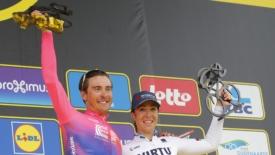 Il Giro delle Fiandre si colora d'azzurro