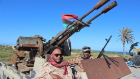 """Libia: il """"lascia o raddoppia"""" di Haftar"""