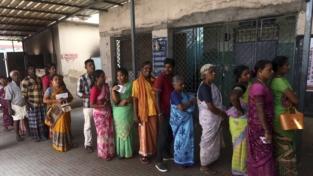 Iniziata la maratona elettorale indiana