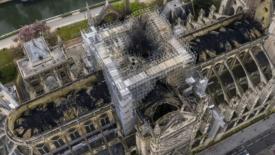 Notre Dame e la fragilità dell'arte