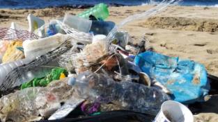 I rifiuti nelle spiaggie italiane