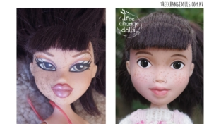 Tree Change Dolls: le bambole di Sonia