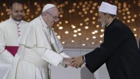 La dichiarazione sulla fraternità di Abu Dhabi