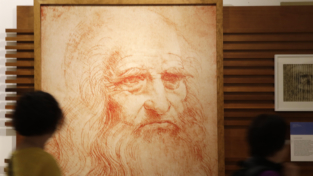 500 ani di Leonardo, genio universale