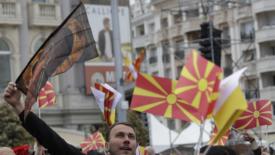 Nella Macedonia del Nord per la concordia