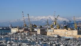 Porti chiusi alle armi, Genova si muove
