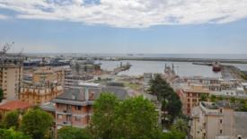 La città di Genova contro le armi