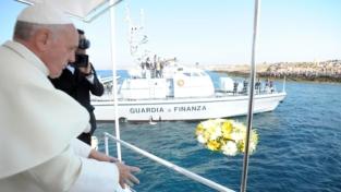 I giorni della conversione: tornare a Lampedusa
