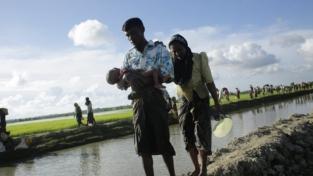 Nasima Aktar e più di altri 270mila rohingya