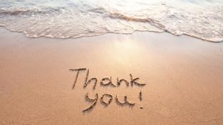 La gratitudine favorisce il benessere
