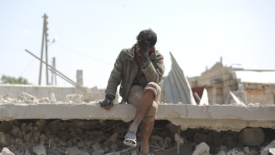 Siria in ginocchio per l'embargo