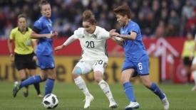Calcio, al via oggi il Mondiale femminile