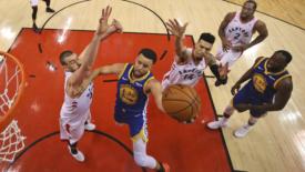 La magica prima dei Toronto Raptors