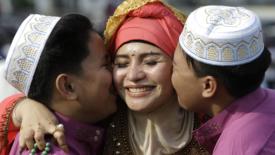 Preghiere e feste per la fine del Ramadan