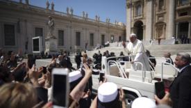 Francesco ai vescovi europei: crescere per attrazione