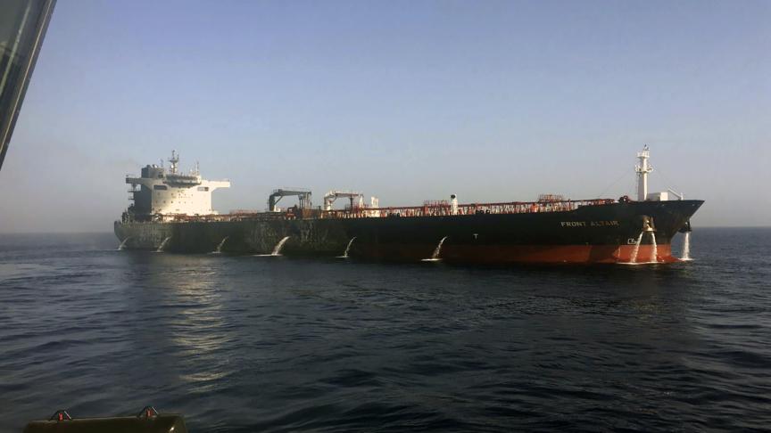 Che succede nel Golfo Persico?