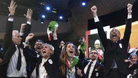 Milano-Cortina 2026, gioia olimpica