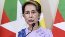 Aung San Suu Kyi e il perdono al generale