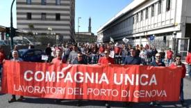 Lavoro e riconversione industriale a Genova
