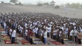 Eid al-Fitr, la festa musulmana per la pace