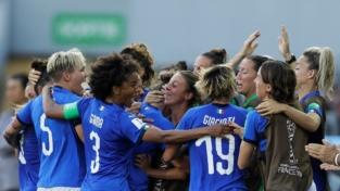 Cina ko, l'Italia pronta per affrontare l'Olanda