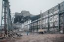 Ciò che resta dei Cantieri Navali di Danzica