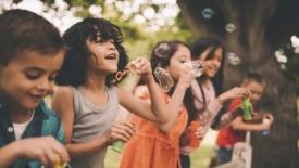 I bambini e la mindfulness