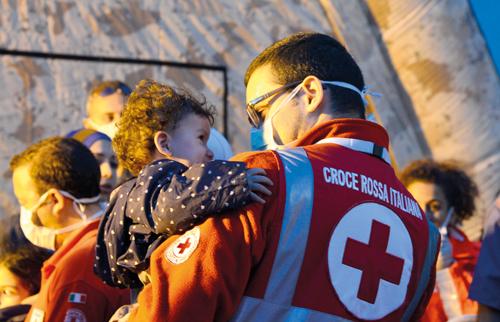 Immigazione: arrivati 250 migranti a Catania