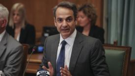 Grecia, le sfide del governo Mitsotakis