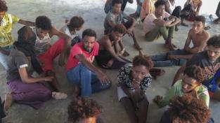 Ecatombe in mare al largo della Libia