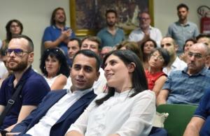 M5s: Di Maio arriva a incontro Torino con sindaca Appendino