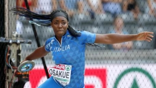 Daisy prima, quinto oro per l'Italia