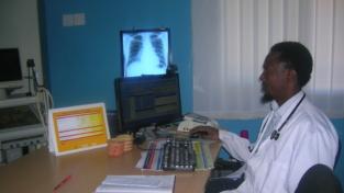 Teleconsulto medico per l'Africa