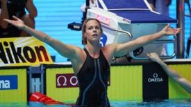 Nuoto, Italia tutta d'oro con Pellegrini, Paltrinieri e Quadarella