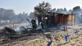 Incendi, appello di Musumeci per la prevenzione