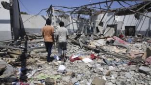 La Libia tra guerra e migranti