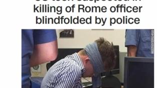 Negli Usa nessun sostegno agli assassini del carabiniere